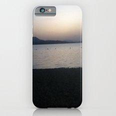 lake dusk iPhone 6s Slim Case