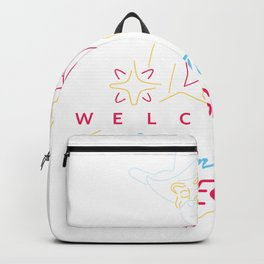 Welcome to Vegas Backpack