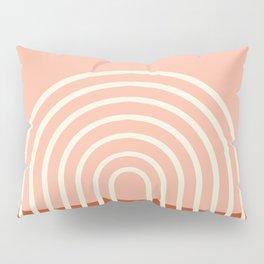 Terracota Pastel Pillow Sham
