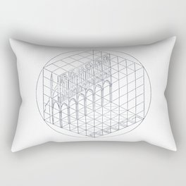 Facade Rectangular Pillow