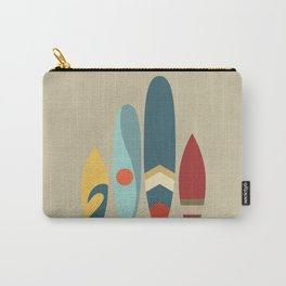 New day.new waves Carry-All Pouch