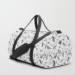 Manx Fauna - (British) Birds Duffle Bag