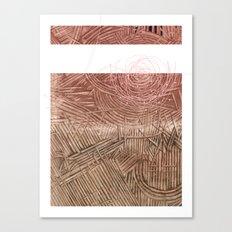 ROUGHKut#032616 Canvas Print
