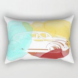 Baby You Can Drive My Car Rectangular Pillow