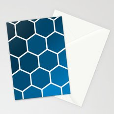 Geometric Abstraction II Stationery Cards