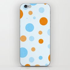 Something Fishy Bubbles iPhone & iPod Skin