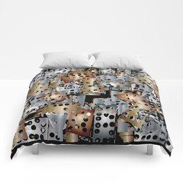 metal scraps Comforters
