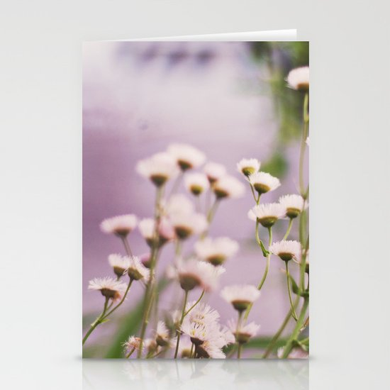 Rising and Falling Stationery Cards