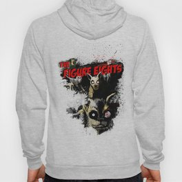 The Figure Eights graphic novel cover art Hoody