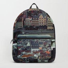 Belgium's Historic town Backpack