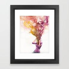 Chromostomy 1 Framed Art Print