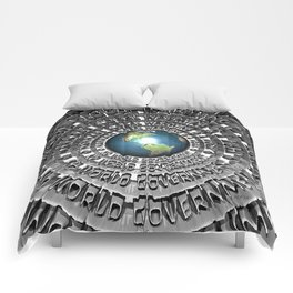 No World Government Comforters