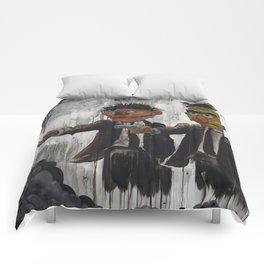 Pulp Street Comforters