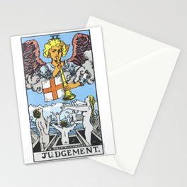 20 - Judgement Stationery Cards