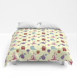 MONSTERS Comforters