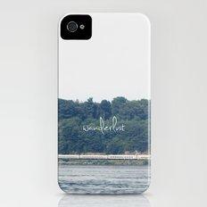 wanderlust Slim Case iPhone (4, 4s)