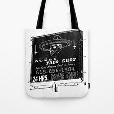 TACO SMELL Tote Bag