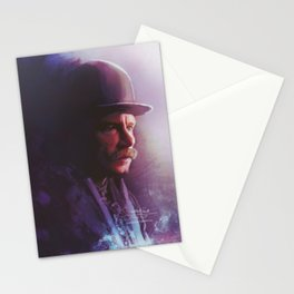 """""""HOLMES!! TELL ME WHERE MY BLOODY WIFE IS?"""" Stationery Cards"""