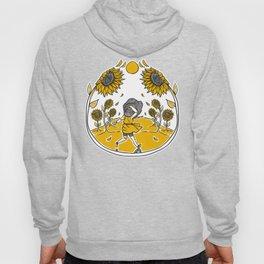 Sunflower Fields Hoody