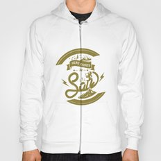 Here Comes The Son (Golden Boy Version) Hoody