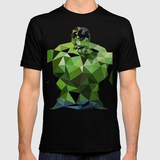 Polygon Heroes - Hulk T-shirt
