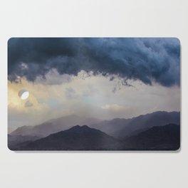 Blue Storm Cutting Board