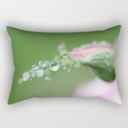 Drops of Life Rectangular Pillow
