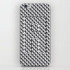 Typoptical Illusion A no.3 iPhone & iPod Skin