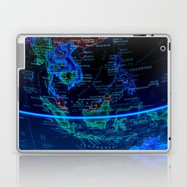 Southeast Asia Laptop & iPad Skin