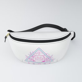 Witchy Cat Paw 02 Fanny Pack