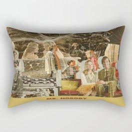Mr. Nobody - Jaco Van Dormael Rectangular Pillow
