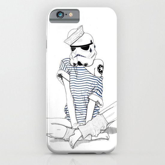 Sailortrooper iPhone & iPod Case