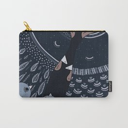 Chicken Nap Carry-All Pouch