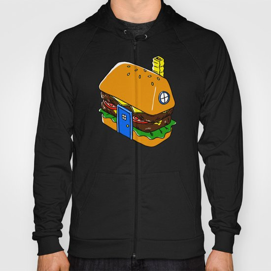 Burger House Hoody
