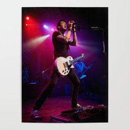 Tyler Connolly of Theory Of A Deadman - 5 Poster