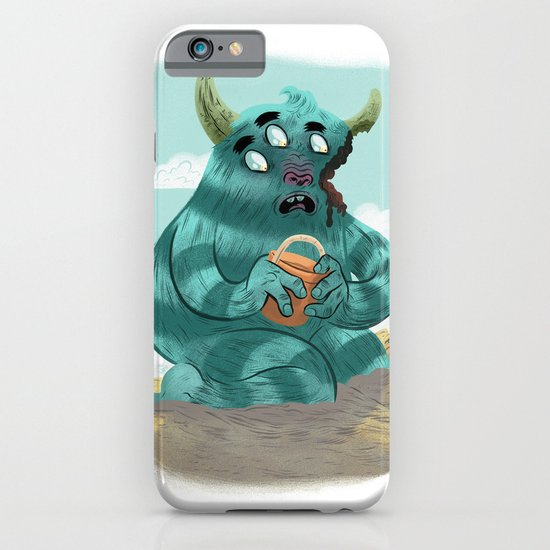 Death of the Imagination iPhone & iPod Case