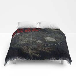 Extinction Sucks Dodo Bird Design Comforters