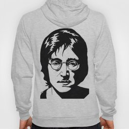 A Working Class Hero Is Something To Be Hoody