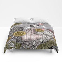 Last Days of Summer Comforters