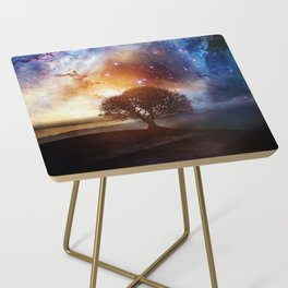 Wish You Were Here (Chapter III) Side Table
