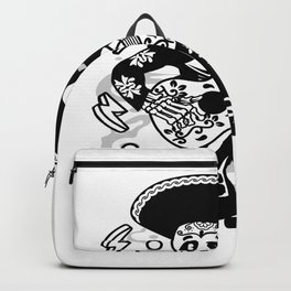 Mariachi Gunnerfor animated characters comics and pop culture lovers Backpack