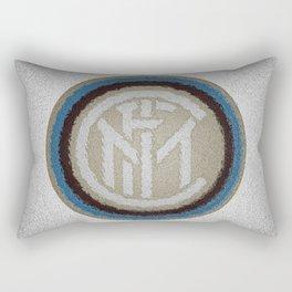 InterMilan Logo Rectangular Pillow