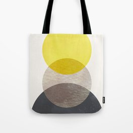 SUN MOON EARTH Tote Bag