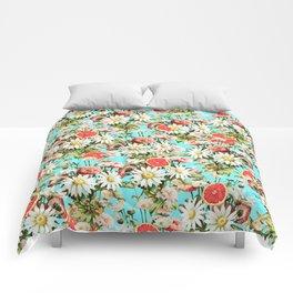 Botanical Garden #society6 #decor #buyart Comforters