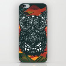 Forest Folk iPhone & iPod Skin