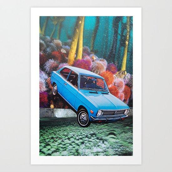 I want to see movies of my dreams Art Print