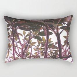 Canopy in Mauve Rectangular Pillow