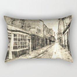 The Shambles York Vintage Rectangular Pillow