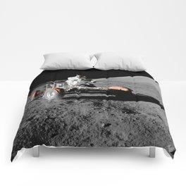Apollo 17 - Moon Buggy Comforters