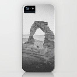 DELICATE ARCH IV / Utah iPhone Case